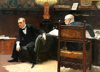Josef Block - The Wayward Son (1890)