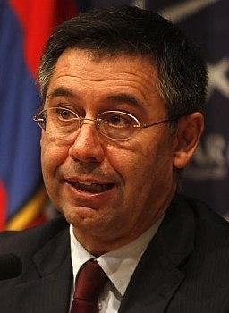 Josep Maria Bartomeu (cropped)