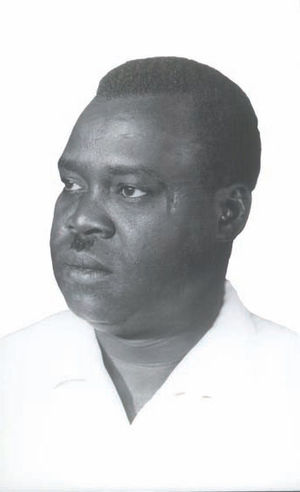 Joseph Garang - Garang, shortly before his death in 1971.