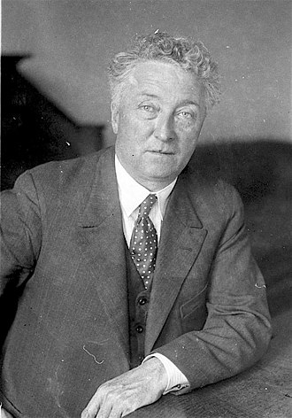 Joseph Lyons - Undated photograph of Lyons as prime minister