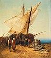 Joseph Selleny - Fishing Boats in the Port.jpg