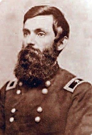 Joseph Bailey (general) - Brigadier General Joseph Bailey, ca. 1864