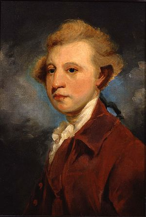 William Ponsonby, 2nd Earl of Bessborough - William Ponsonby by Sir Joshua Reynolds