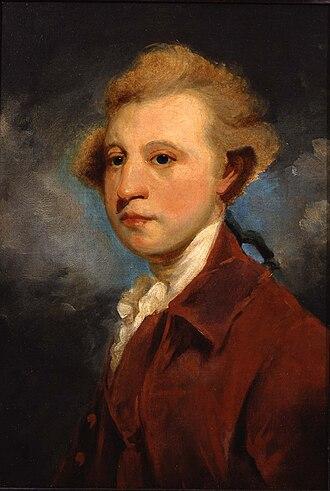 William Ponsonby, 2nd Earl of Bessborough - William Ponsonby by Sir Joshua Reynolds
