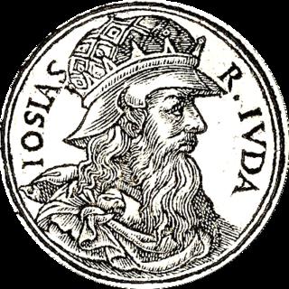 Josiah King of Judah
