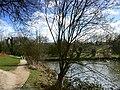 Jubilee Lake, Wootton Bassett - geograph.org.uk - 1219549.jpg