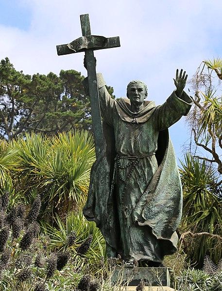 File:Junípero Serra (Statue).JPG