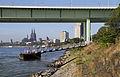 Köln, Konrad-Adenauer-Ufer, Schiffsanleger Frohngasse.jpg
