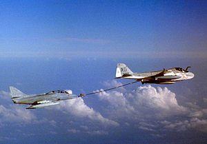 KA-6D VA-65 refueling VC-12 TA-4J 1980.JPEG
