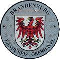 KFZ-Zulassungsplakette des Landkreises Oberhavel-neu.JPG