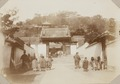KITLV - 65868 - The entrance of the temple in Onomichi in Japan - presumably 1900-1902.tiff