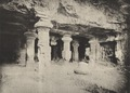 KITLV 88164 - Unknown - Elephanta temple in a cave in British India - 1897.tif