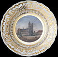 KPM plate with cathedral of Magedburg 1844.jpg