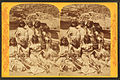 Kai-vav-its, a tribe of Pai Utes living on the Kai-bab Plateau near the Grand Cañon of the Colorado in Northern Arizona - group of women in full dress, from Robert N. Dennis collection of stereoscopic views 2.jpg