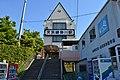 Kakegawa Station (Tenhama), ekisha-2.jpg
