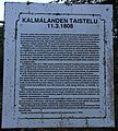Kalmalahti battle memorial 4 info board.JPG