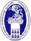 Kamenetz-Podolsk College of Architecture and Design logo.JPG