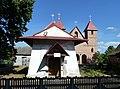 Kamin-Kashyrskyi Volynska-Chapel of Dominican monastery-front view.jpg
