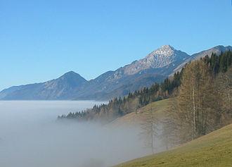 Kamnik–Savinja Alps - Image: Kamniske Alpe