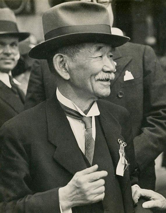 Kanō Jigorō 1936
