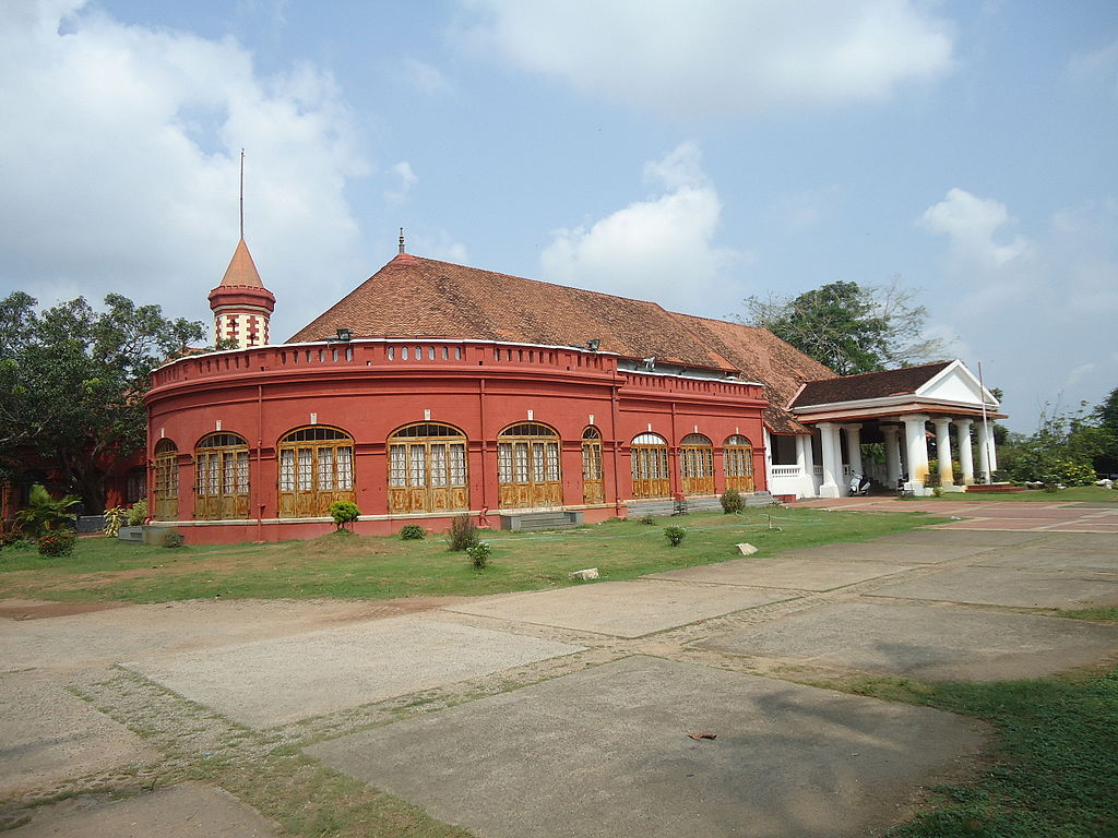 Kanakakkunnu Palace Tourist Places in Trivandrum