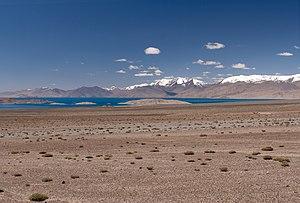 Karakul (Tajikistan) - Karakul lake Tajikistan