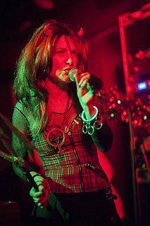 Karla LaVey American Satanist