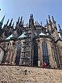 Katedrála Svatého Víta, Hradčany, Praha, Hlavní Město Praha, Česká Republika (48791544278).jpg