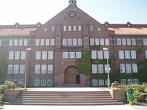 Katedralskolan, Linköping - Katedralskolan, Linköping