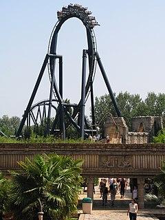 Katun (roller coaster)