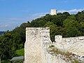Kazimierz Dolny,ruiny zamku - panoramio - Mietek Ł (2).jpg