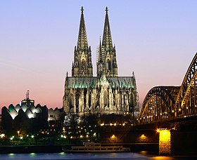 Image illustrative de l'article Cathédrale de Cologne