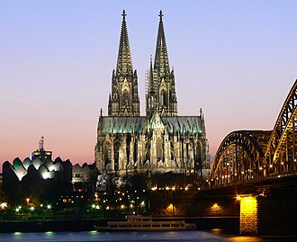 Architecture of Germany - Cologne Cathedral
