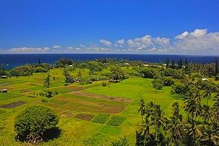 Keanae, Hawaii unincorporated community in Hawaii, United States