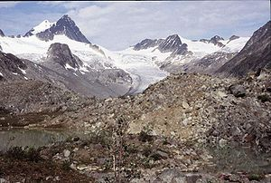 Mackenzie Mountains - Keele Peak, 2005