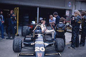 Walter Wolf Racing - Image: Keke Rosberg 1979 Imola
