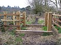 Kelstedge - Bridleway leaving Vernon Lane - geograph.org.uk - 690988.jpg