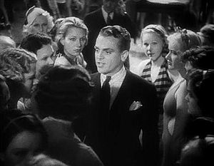 Footlight Parade - Kent (James Cagney) rallies his troops for their tall order: create three lavish prologues in three days