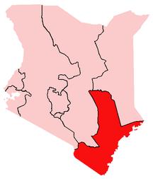 Provincia Costiera (Kenya)
