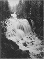 Keppler's Cascade, Fire Hole River, Yellowstone National Park. - NARA - 516852.tif