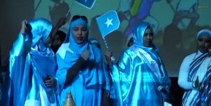 Khatumo State - A Khatumo State launch ceremony in Dubai (2013).