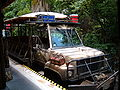 Kilimanjaro Safaris vehicle.JPG