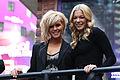 Kimberly Caldwell, LeAnn Rimes at Yahoo Yodel 2.jpg