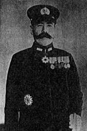 Masatomi Kimura - Admiral Masatomi Kimura