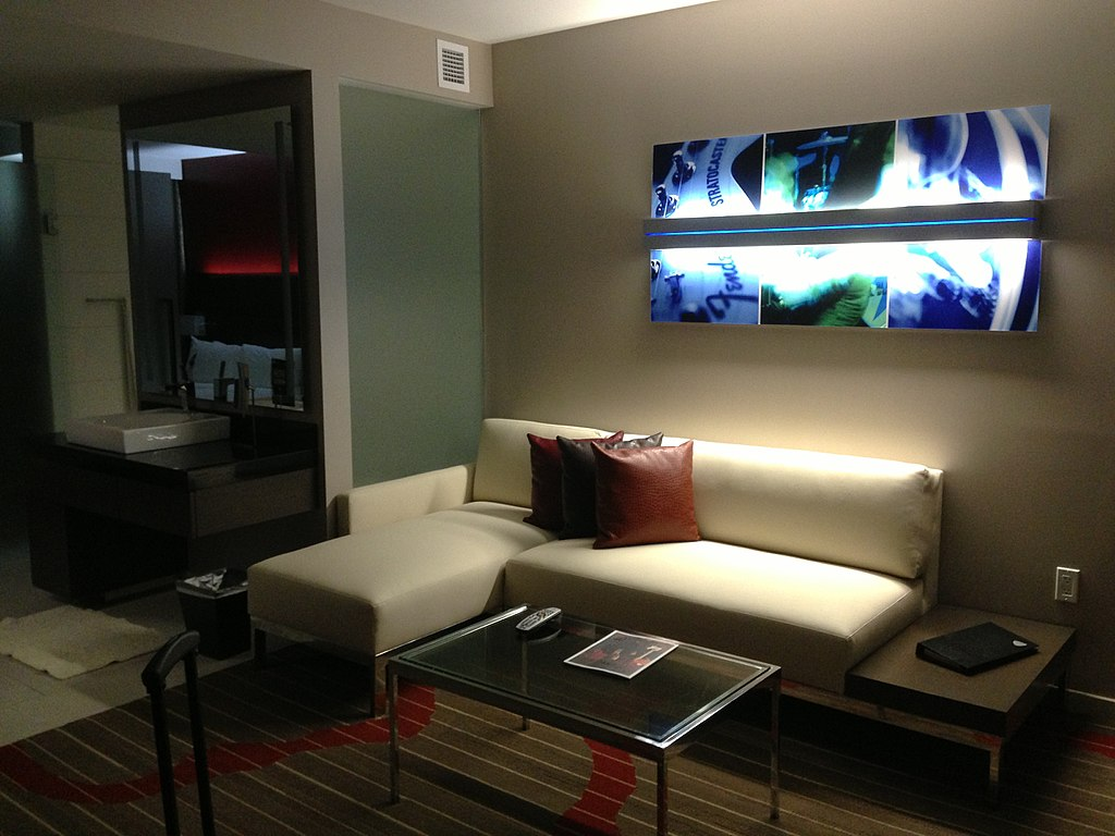 File King Suite At The Hard Rock Hotel San Diego Ca 8338788845 Jpg Wikimedia Commons