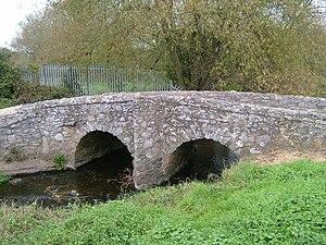 Anstey, Leicestershire - King William's Bridge, Anstey