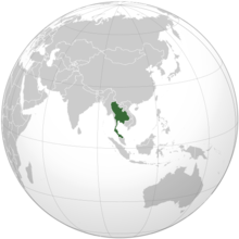 Thailand in World War II  Wikipedia