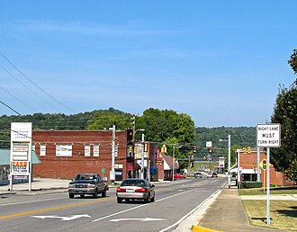 Roane County, Tennessee - Kingston