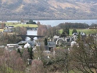Kinloch Rannoch - Image: Kinloch Rannoch