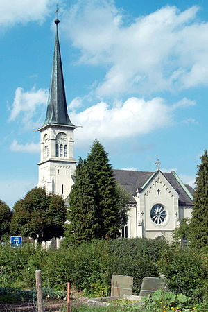 Neuenhof, Aargau - Roman Catholic Church of Neuenhof